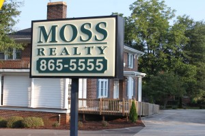 moss realty